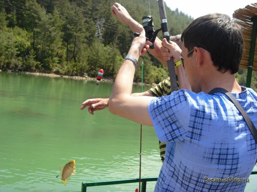 Рыбалка в Турции. Экскурсия.