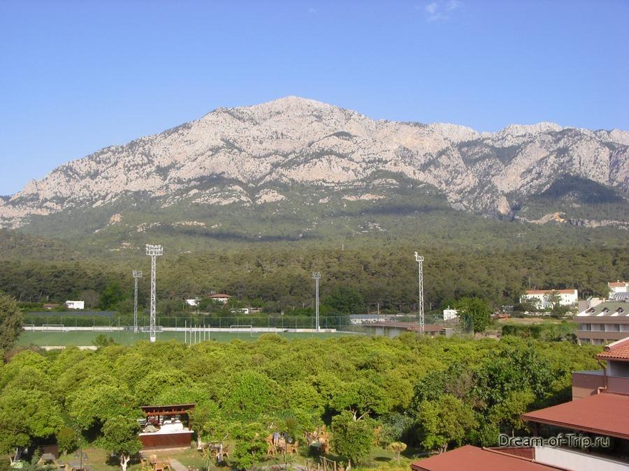 кемер горы