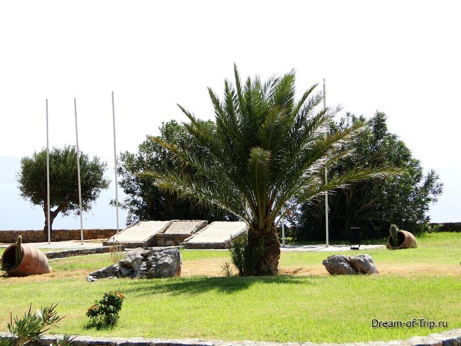 Крит. Пальмы.