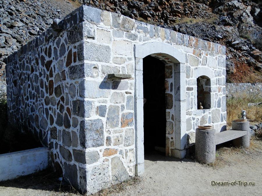 Музей HOMO SAPIENS на Крите. Эпоха металла.