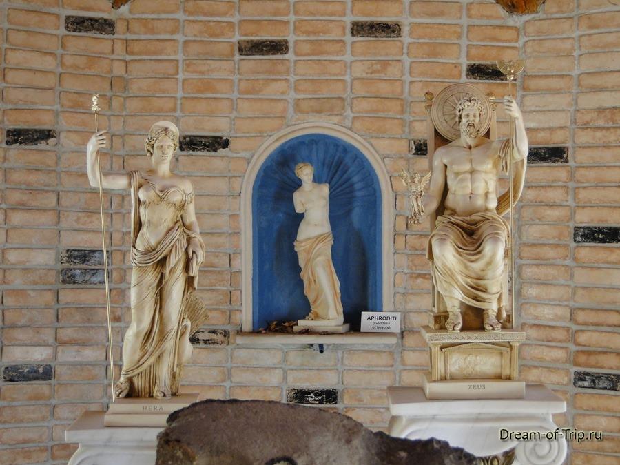 Боги Олимпа. Зевс и Гера.