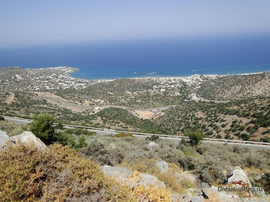 Дороги Крита.