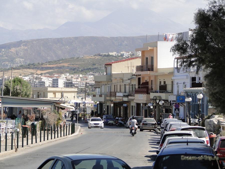 Дороги Крита. Ханья.