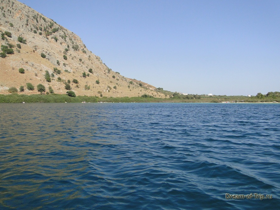 Озеро Курнас. Фото.