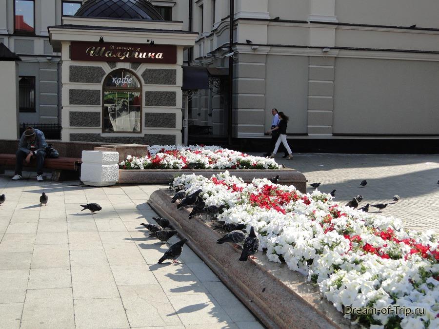 Казань. отель Шаляпина.