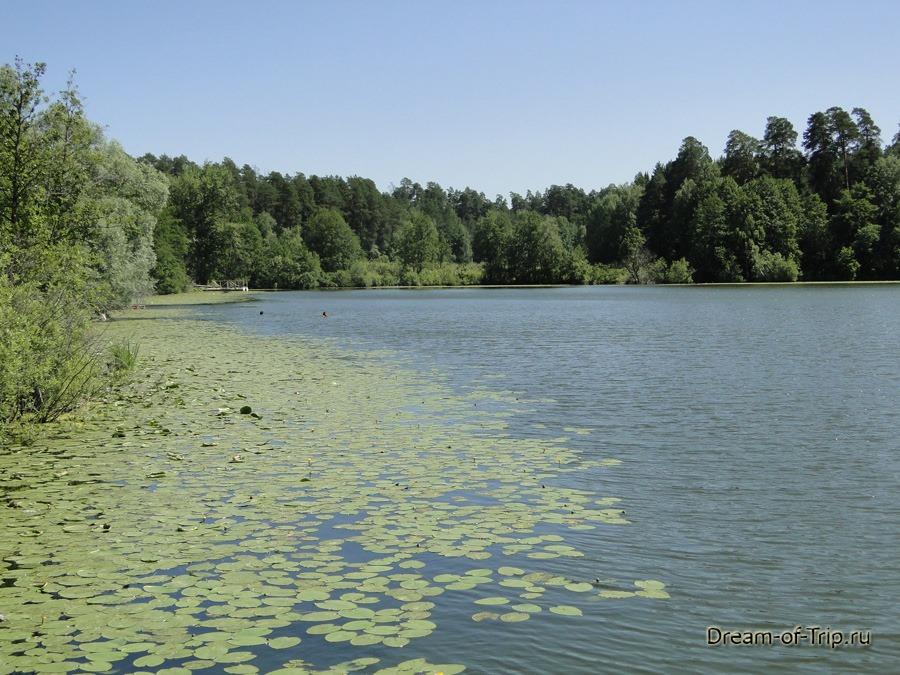 Озеро в Раифе.