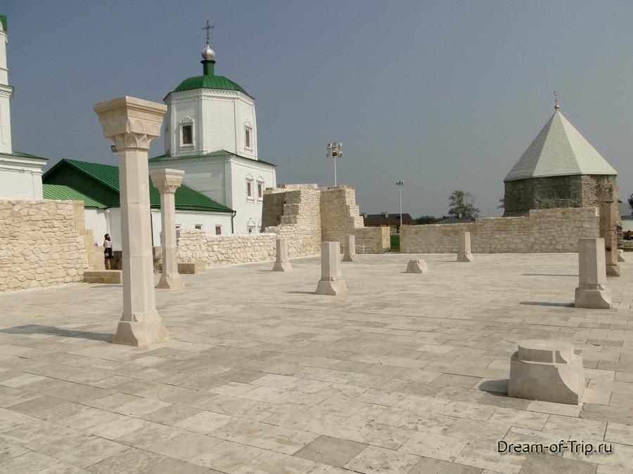 Булгар. Соборная мечеть.