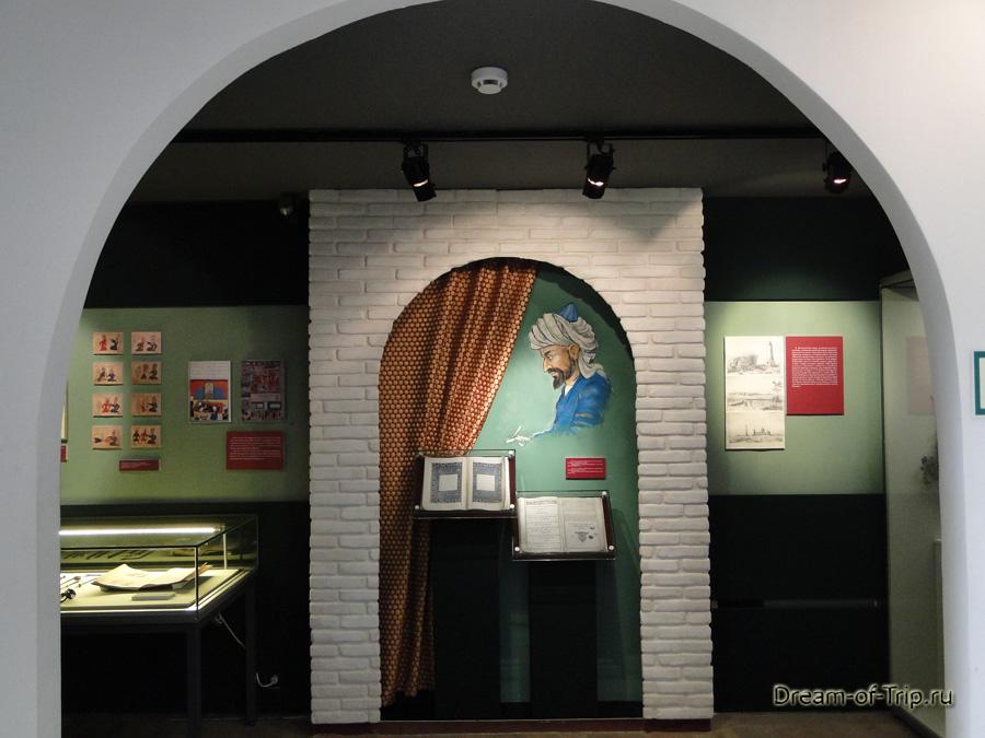 Древний Булгар. Музей Лекаря.