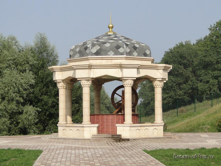 Колодец Габдрахмана - святой источник в городе Булгар.