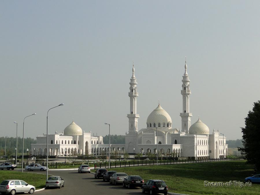 Белая мечеть в г.Болгар.