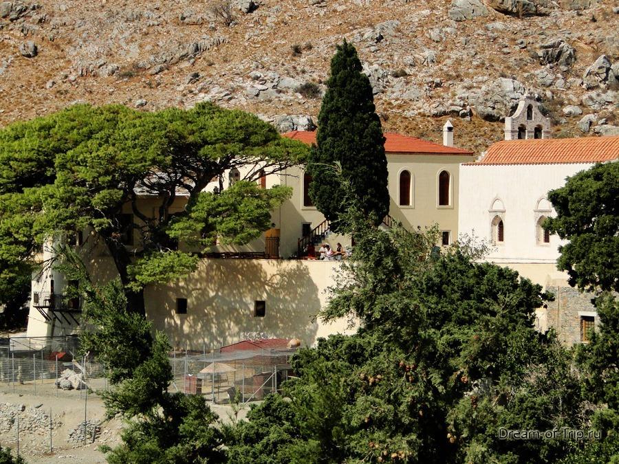 Монастырь Превели.