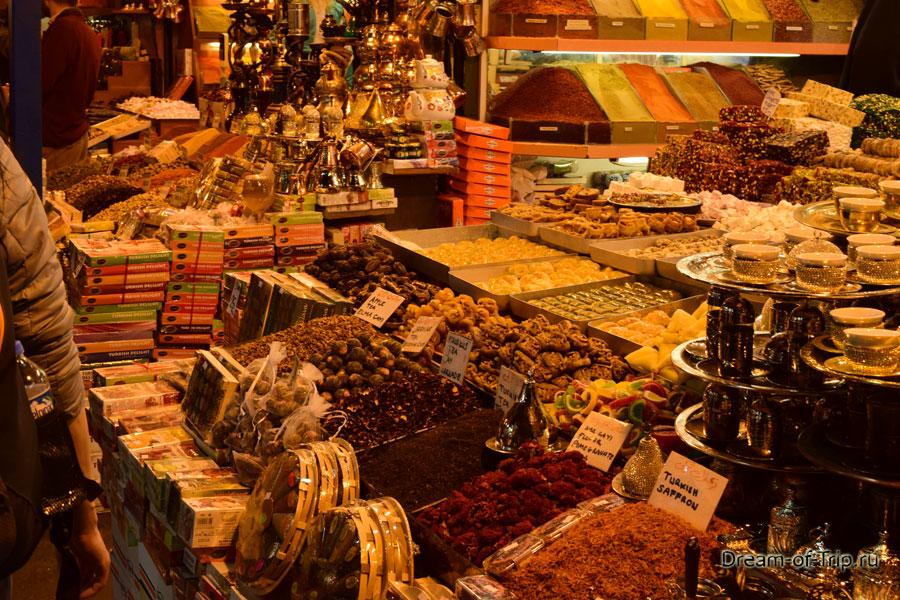 Египетский базар.