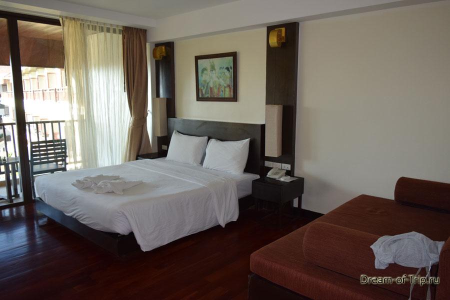 Номер в отеле Ко Чанг Кача
