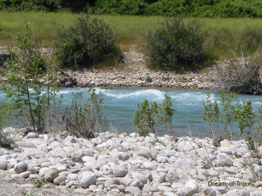 река Кепрючай
