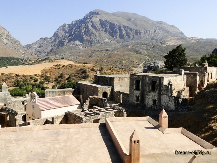 Нижний Монастырь Превели (Kato Moni Preveli)