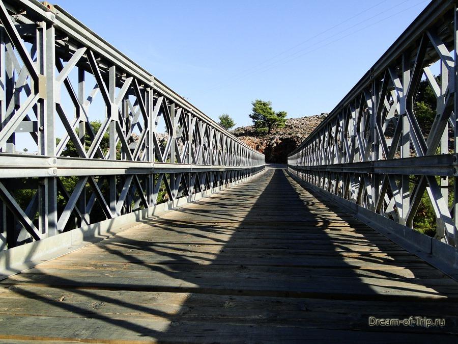 Ущелье Арадена. Мост Вардиноянни.