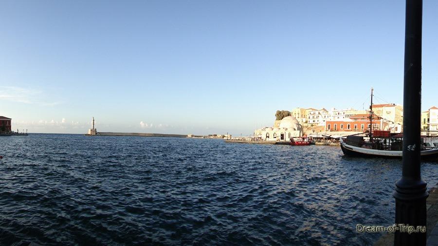 Венецианский порт в Ханье.