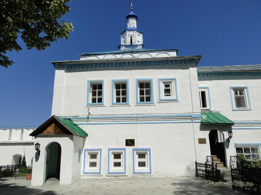 Софийский храм (Церковь Веры,Надежды, Любови и Софии 1795-1826г.).