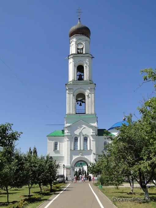Колокольня Раифского монастыря