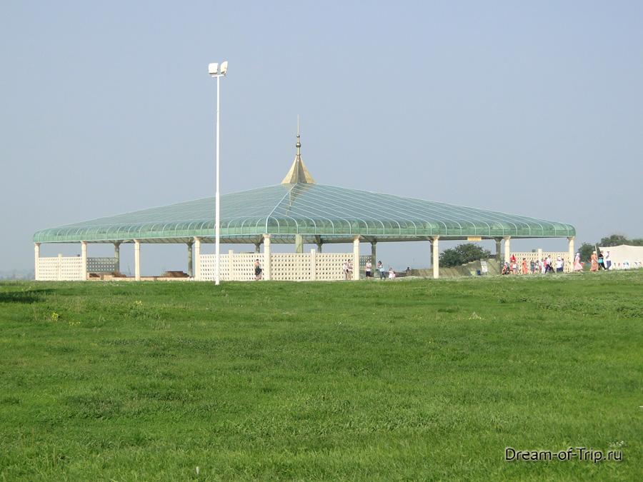 Древний Булгар. Ханский дворец.