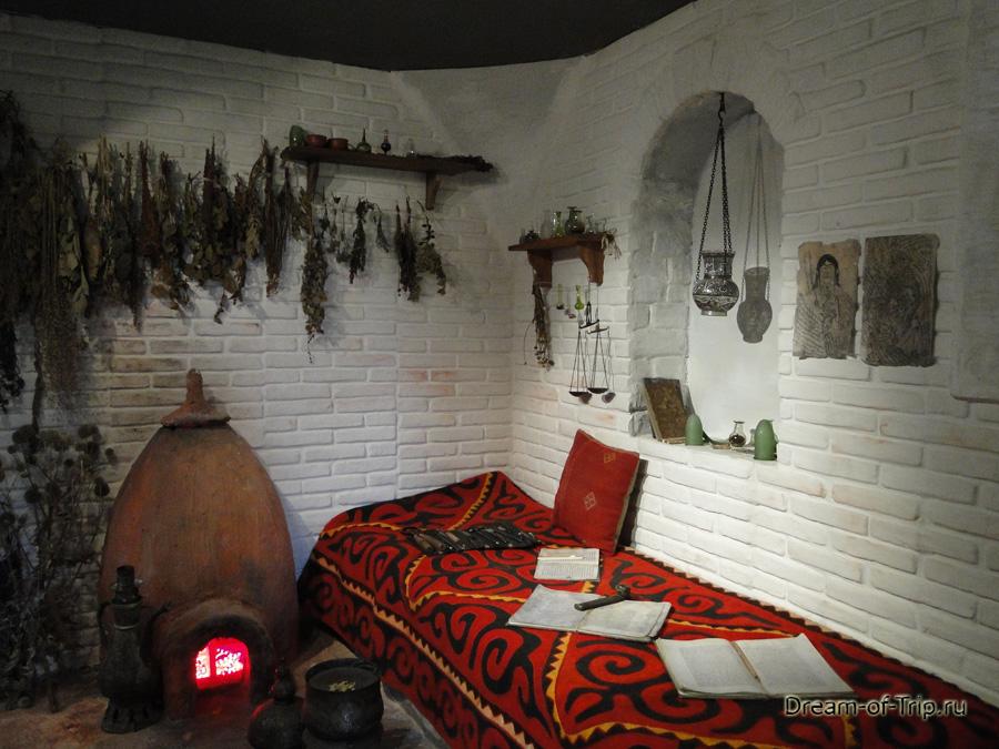 Булгар. Музей Лекаря.