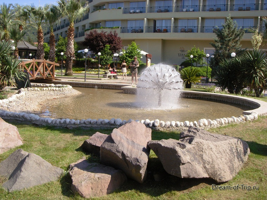кемер фонтан