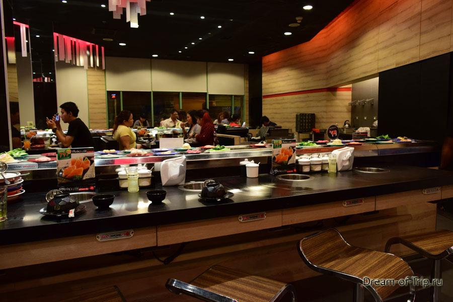 Японский ресторан Шабуши (Shabu Shi) в Биг С