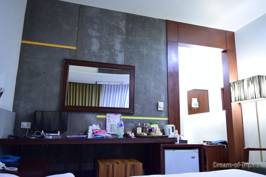 Номер в отеле Baboona BeachFront Living