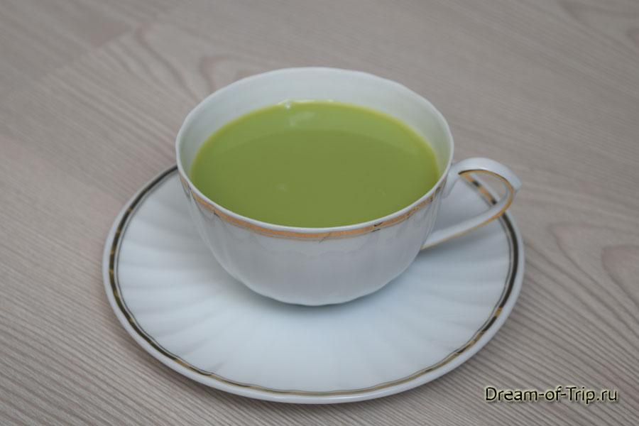 Изумрудный чай из Тайланда