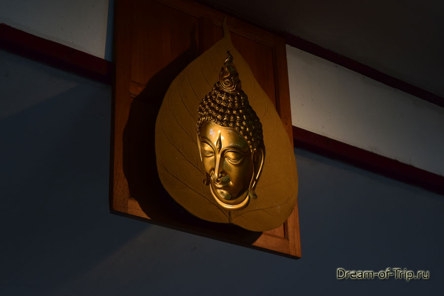 Будда на Тиковой фабрике