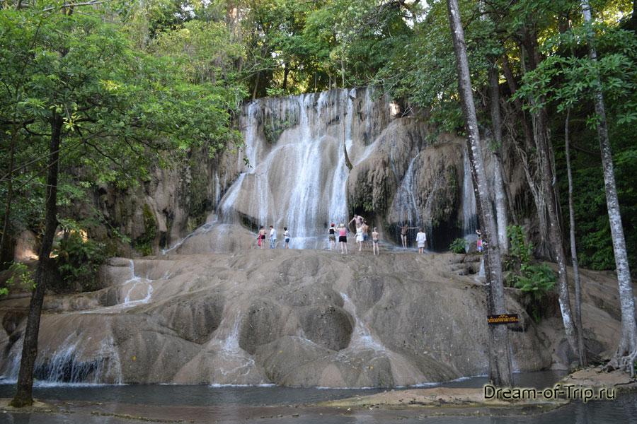 Водопад Сай Йок Нои